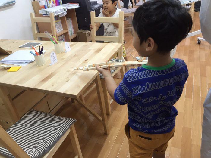 2016.8割り箸工作_8246