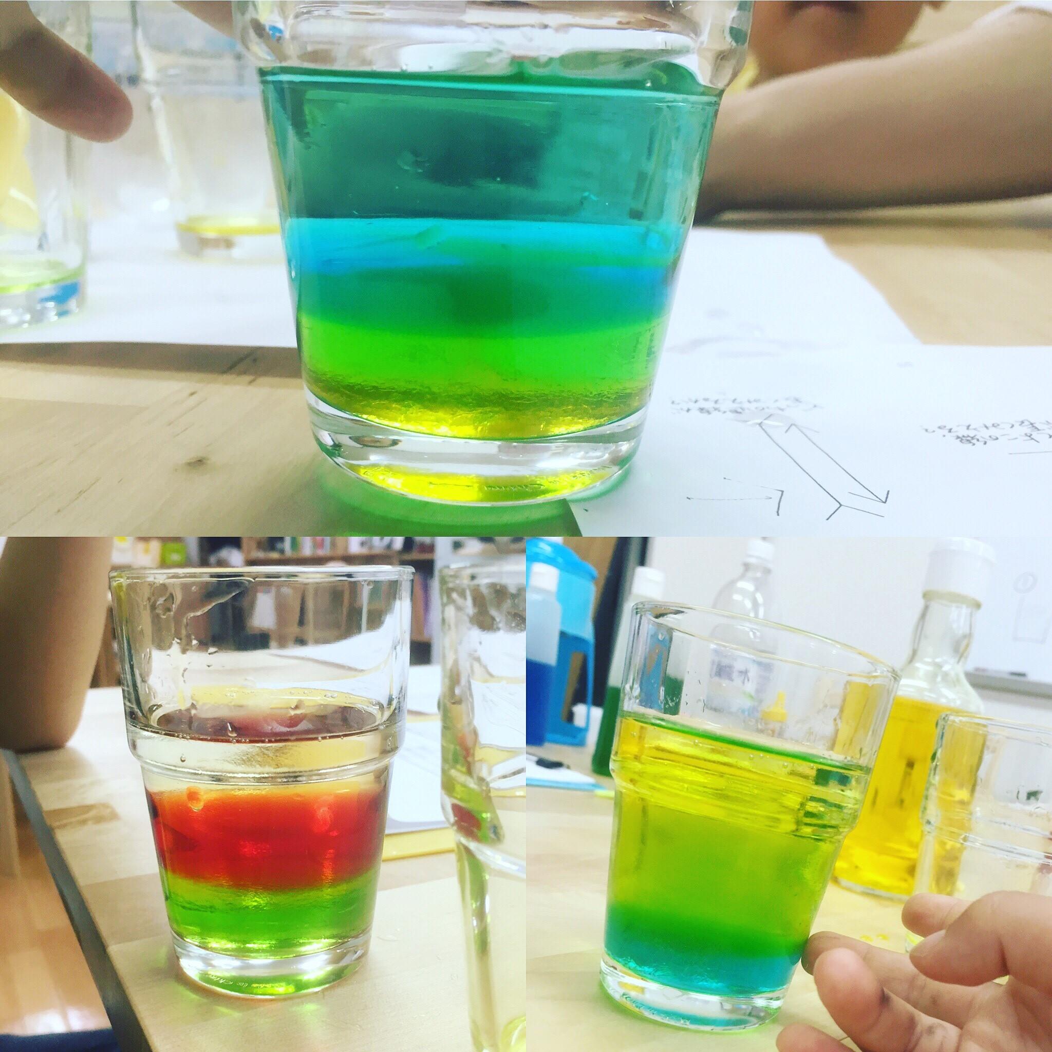 お楽しみ実験2「かき氷」の秘密!?