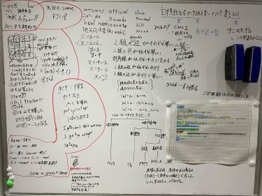 今週の学び!証明/絶対値の計算